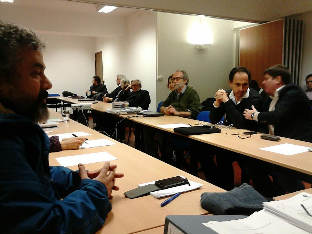 Apresentação do Projeto-Piloto para Vida Independente na Comissão Permanente de Direitos Sociais da Assembleia Municipal de Lisboa..