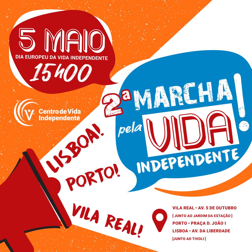 II Marcha pela Vida Independente